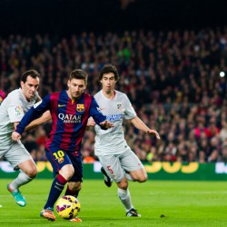 Camp Nou Match