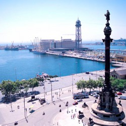From Barcelona Cruise Port